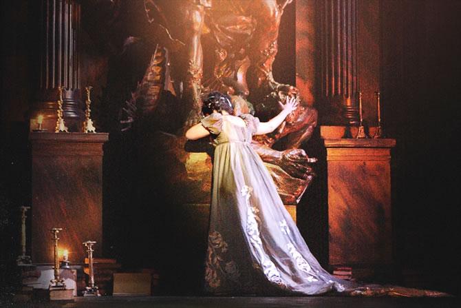 ロイヤル・オペラ『トスカ』
