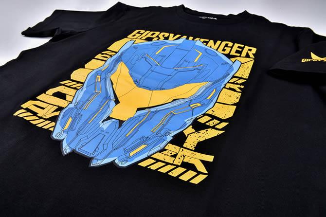 、『パシフィック・リム:アップライジング』限定ジプシー・アベンジャーTシャツ