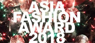ASIA FASHION AWARD 2018 in TAIPEI