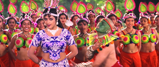 『ムトゥ 踊るマハラジャ』(4K・ステレオ版)