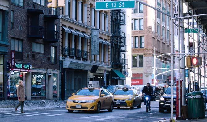 ニューヨーク 最高の訳あり物件