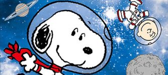 『FIRST BEAGLE IN SKYTREE(R) ! -アストロノーツスヌーピーと宇宙を知ろう-