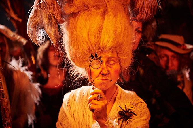小さい魔女とワルプルギスの夜