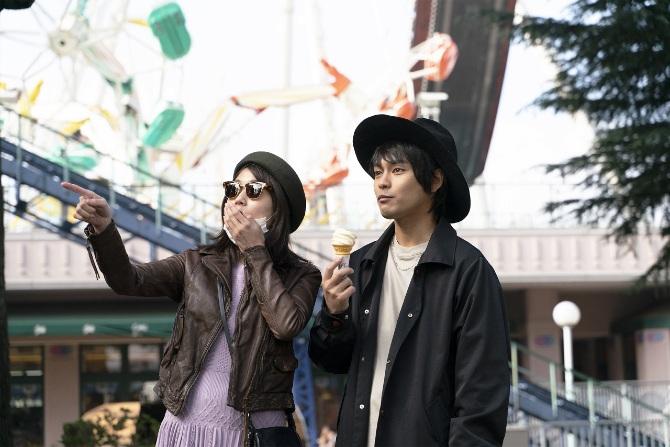 WOWOWオリジナルドラマ 有村架純の撮休
