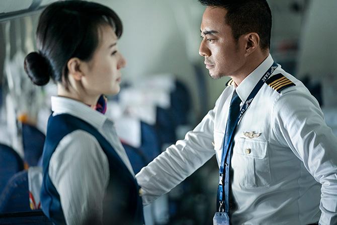 フライト・キャプテン 高度1万メートル、奇跡の実話