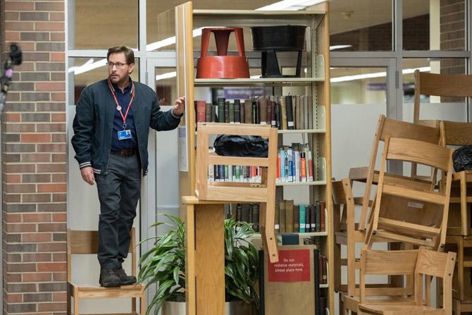 パブリック 図書館の奇跡