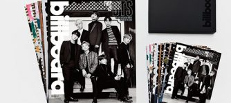 billboard BTS limited-edition box