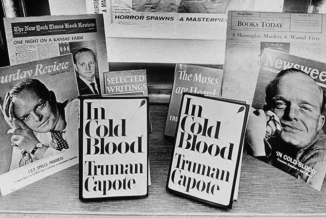 トルーマン・カポーティ 真実のテープ