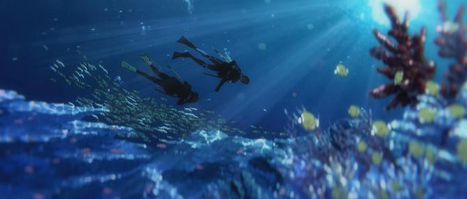 ジョゼと虎と魚たち