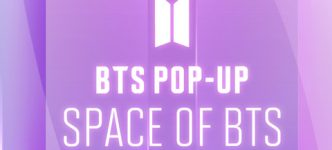 BTS POP-UP : SPACE OF BTS