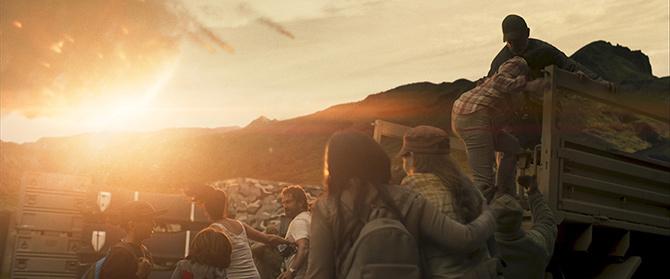 グリーンランド―地球最後の2日間―