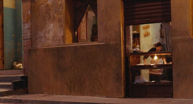 モロッコ、彼女たちの朝